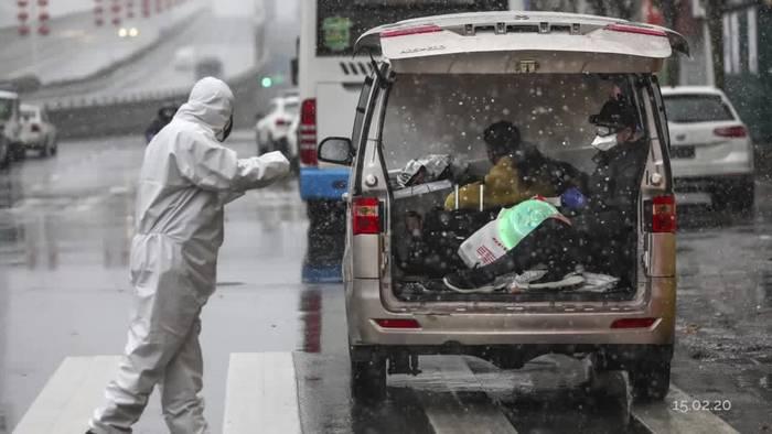 News video: Covid-19: Über 2000 Tote - In Japan beginnt Ausschiffung