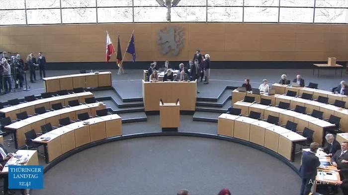 News video: Thüringen: Übergangsregierung mit Lieberknecht geplatzt