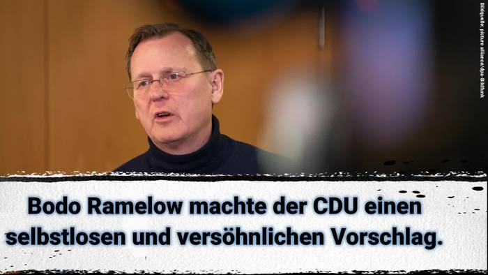 News video: Ein Armutszeugnis für die CDU
