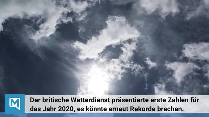 News video: Steht uns 2020 ein weiterer Rekord-Sommer bevor?