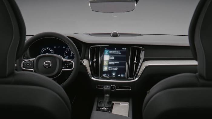 News video: Der Volvo V60 - Das Design