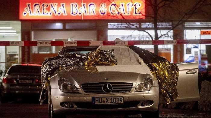 Video: Schüsse vor Shisha-Bar in Hanau: 11 Tote - Täter tot