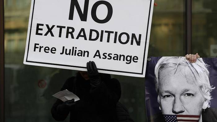 News video: Assange-Anwälte: