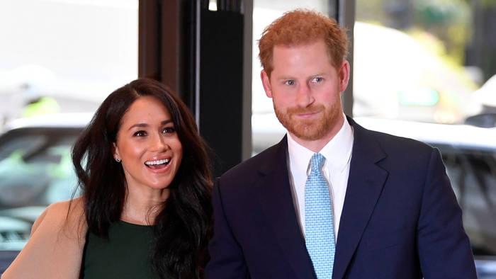 News video: Harry und Meghan: Bis Ende März noch königliche Pflichten