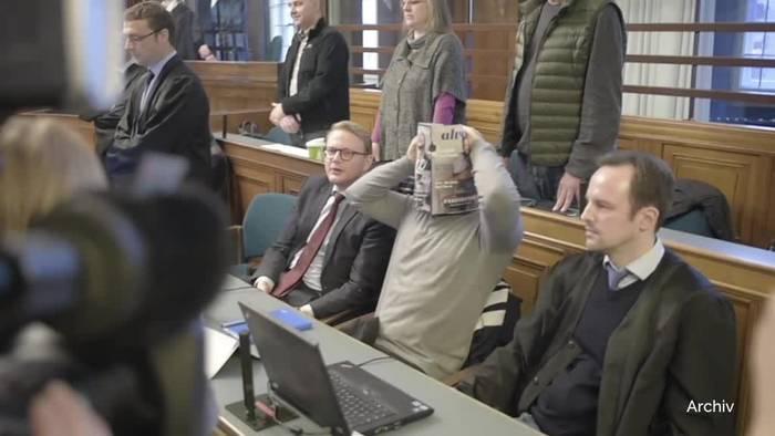 News video: Goldmünzen-Diebstahl - Haftstrafen für drei Männer
