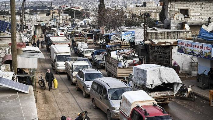 News video: Türkei droht mit Offensive in Idlib - Putin warnt Erdogan
