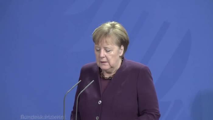 News video: Merkel: Rassismus ist ein Gift in der Gesellschaft