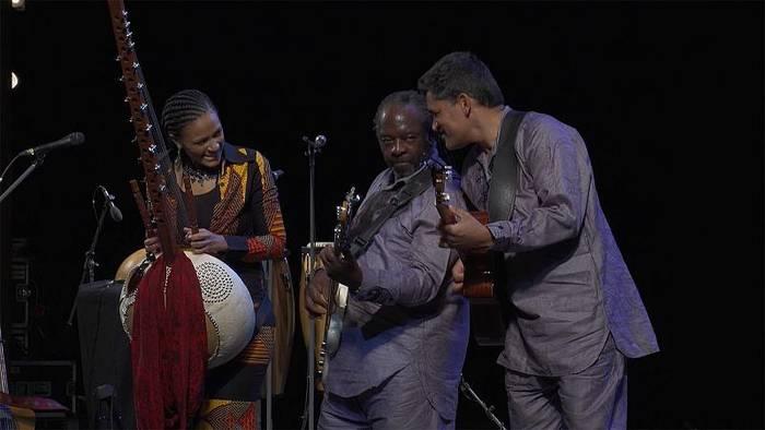 News video: Kunstfestival in Sotschi fördert den Dialog zwischen den Kulturen