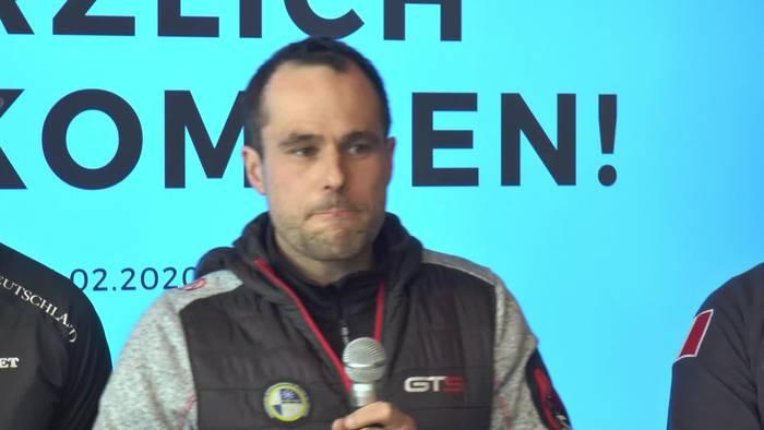 News video: Rodel-Weltcup in Winterberg: Mehrere Athleten sagen Start aus Sicherheitsgründen ab - Taubitz macht Start von Rivalin abhängig