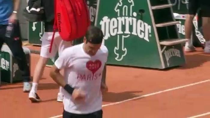 News video: Knieoperation: Roger Federer fällt bis Juni aus