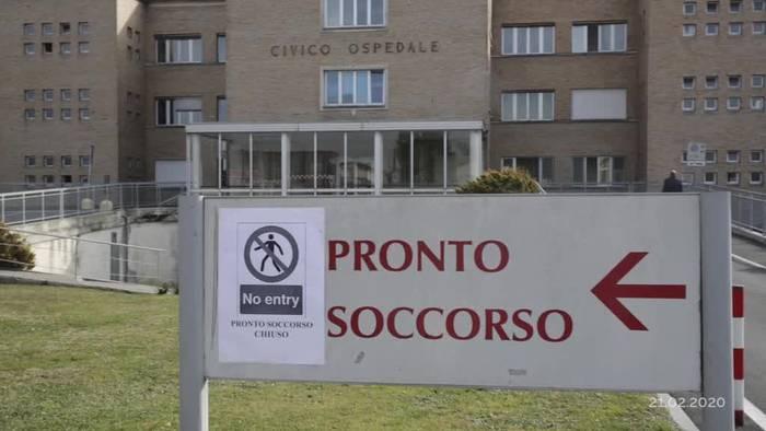 Video: Coronavirus: Italien will wegen Coronavirus Städte abriegeln