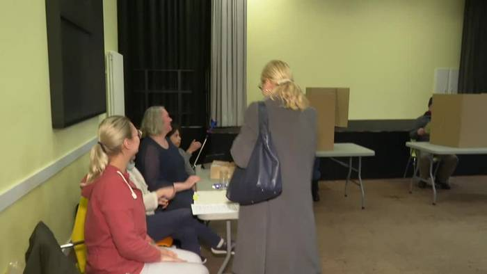 Video: Wahl in Hamburg - Höhere Wahlbeteiligung am Vormittag