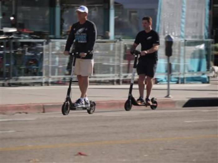 Montréal verbannt E-Scooter