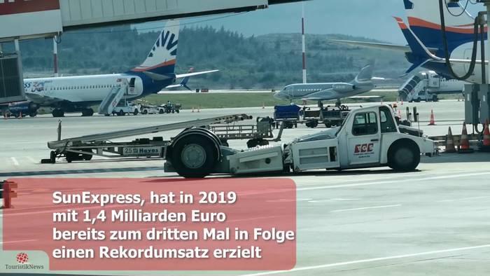 News video: rekordjahr: Airline SunExpress wächst weiter!
