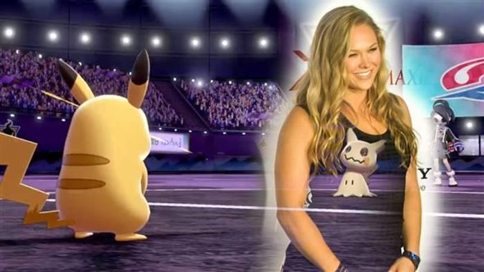 News video: Es ist offiziell! Ronda Rouseys Gaming-Debüt für Facebook