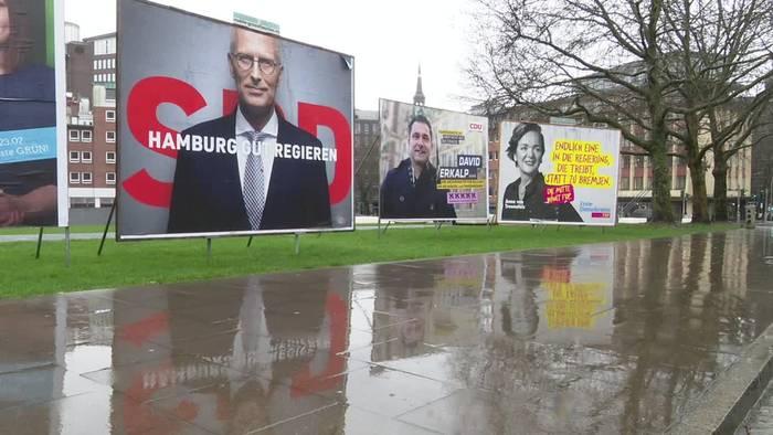 News video: FDP in Hamburg scheitert an Fünf-Prozent-Hürde