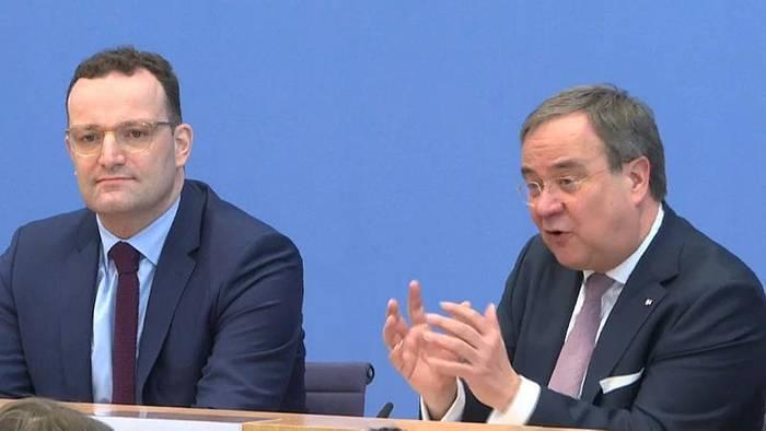 News video: CDU-Vorsitz: Dreikampf um die Parteispitze