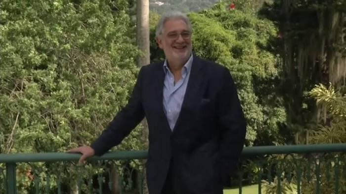 News video: US-Künstlerverband: Placido Domingo ist schuldig