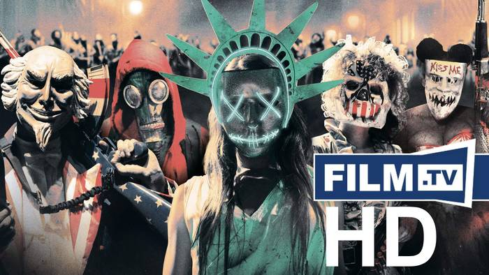 News video: The Purge 4 - The First Purge Trailer Deutsch German (2018)