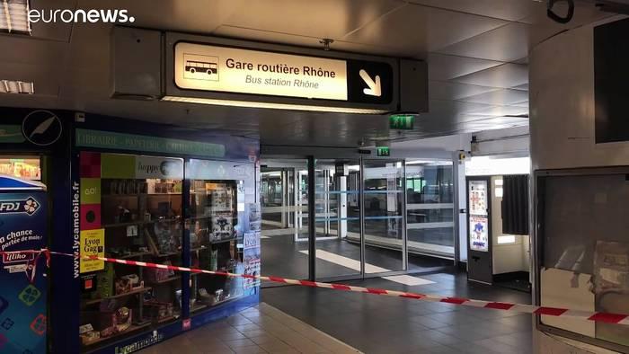 Video: Kranker Flixbus-Fahrer löst Coronavirus-Panik in Lyon aus