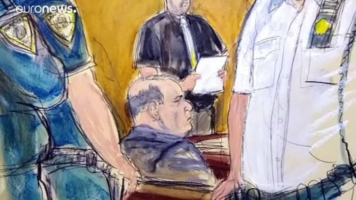 Video: Ex-Filmmogul Weinstein verhaftet - Anwälte kündigen Berufung an