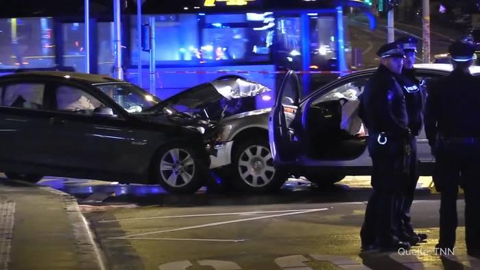 News video: Lebensgefahr: Zivilfahnder bei versuchter Festnahme verletzt