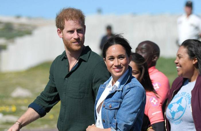 News video: Harry und Meghan: Sicherheitsplan 'nicht umsetzbar'