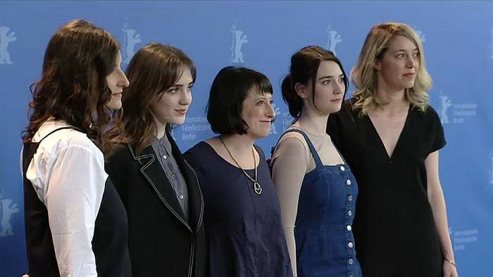 Video: Berlinale: Regisseurinnen stehen im Mittelpunkt