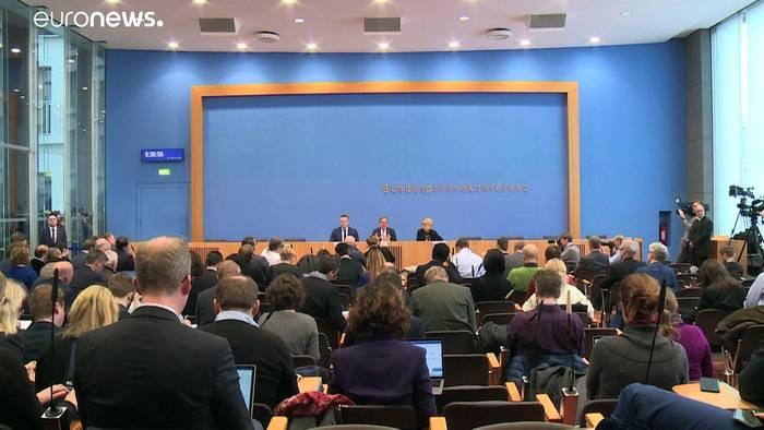 News video: CDU-Vorsitz: Team Laschet-Spahn gegen Merz gegen Röttgen