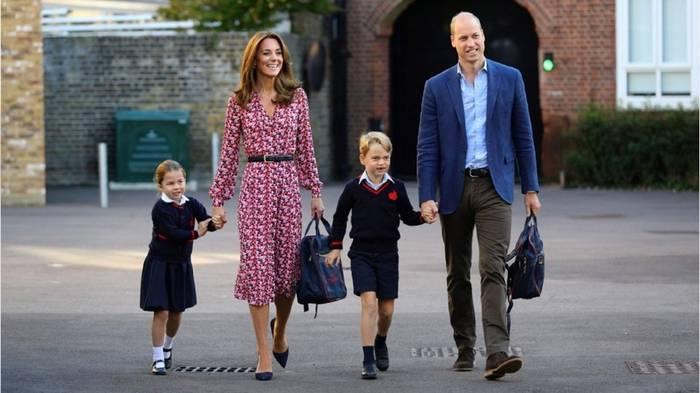 News video: Coronavirus an der Schule von Prinz George und Prinzessin Charlotte