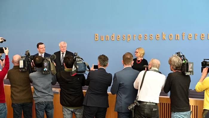 News video: Deutsche Behörden dehnen Coronavirus-Vorkehrungen weiter aus