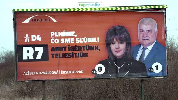News video: Slowakei - warum erstarkt der Rechtsextremismus?
