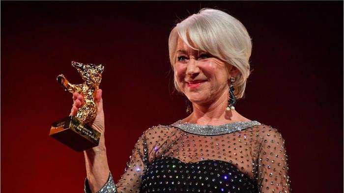 Video: Helen Mirren erhält den goldenen Ehrenbären der Berlinale