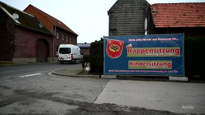 Video: Inzwischen 35 Infizierte im Kreis Heinsberg in NRW