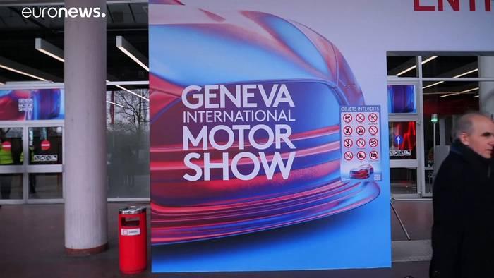 News video: Schweiz verbietet Großveranstaltungen: Genfer Automobilsalon abgesagt