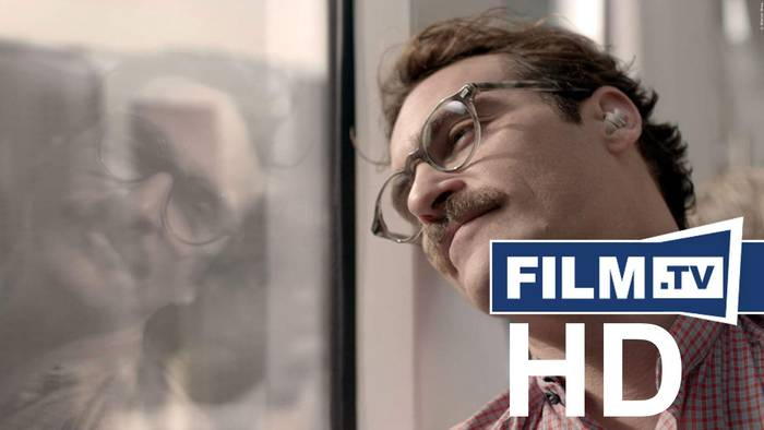 News video: Her Trailer Deutsch German (2013)