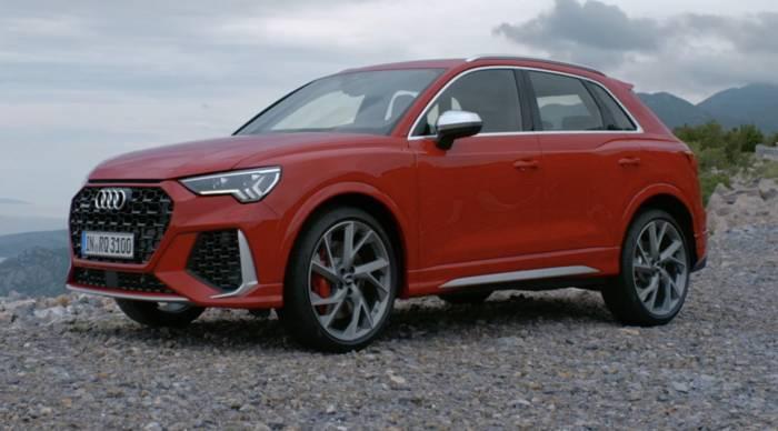 News video: Kompakte Kraftpakete - Audi RS Q3 und Audi RS Q3 Sportback
