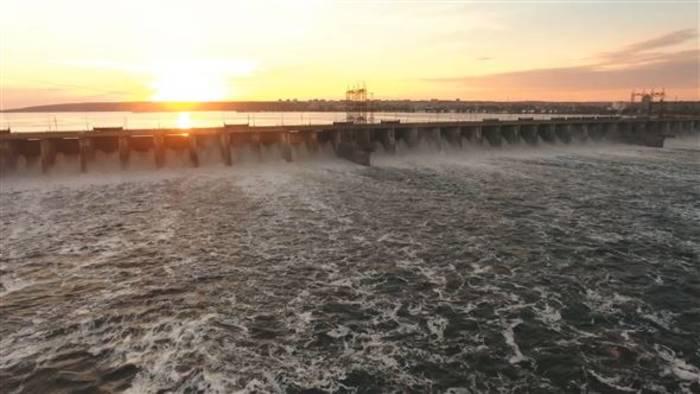 News video: Staudämme zum Schutz vor Überschwemmungen