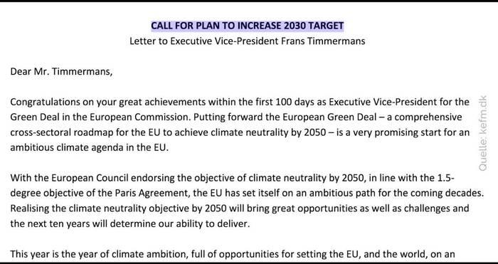 News video: Zwölf EU-Staaten fordern rasch neues Klimaziel für 2030