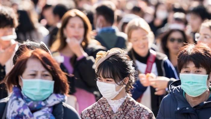 News video: Japan: Eine Frau wird zum zweiten Mal positiv auf das Coronavirus getestet