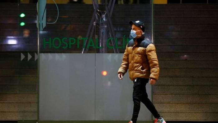News video: Coronavirus: Spanien meldet ersten Todesfall