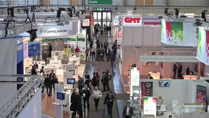 News video: Coronavirus: Hannover Messe verschoben