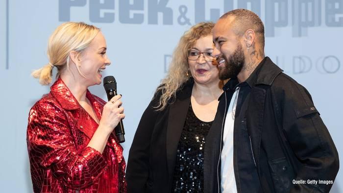 News video: Sind Janin Ullmann und Fußballer Neymar ein Paar?