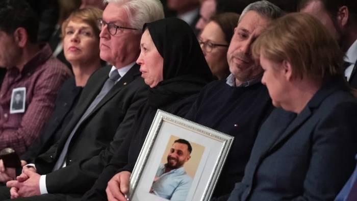 News video: Politiker rufen nach Hanauer Anschlag zu Zusammenhalt auf