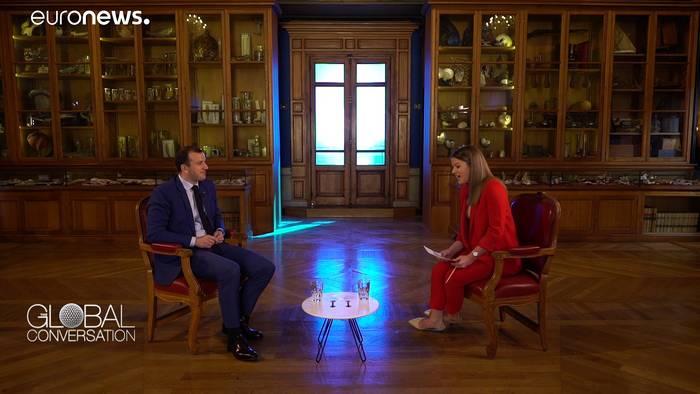 News video: Virginijus Sinkevičius: