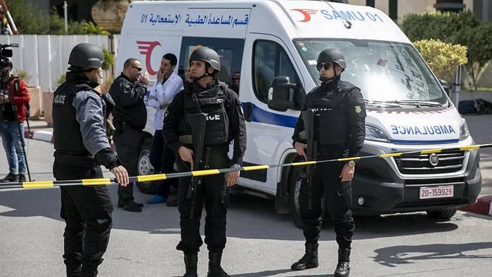 News video: Tote bei Selbstmordanschlag vor der US-Botschaft in Tunis