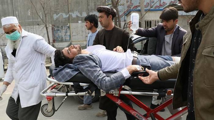 News video: Kabul: Blutbad bei Gedenkveranstaltung