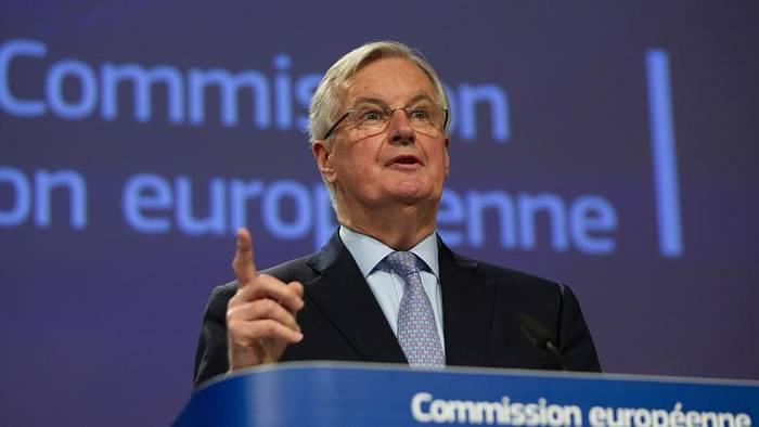 """News video: EU-Verhandler Barnier: """"Niemand stellt die Unabhängigkeit Großbritanniens in Frage"""""""