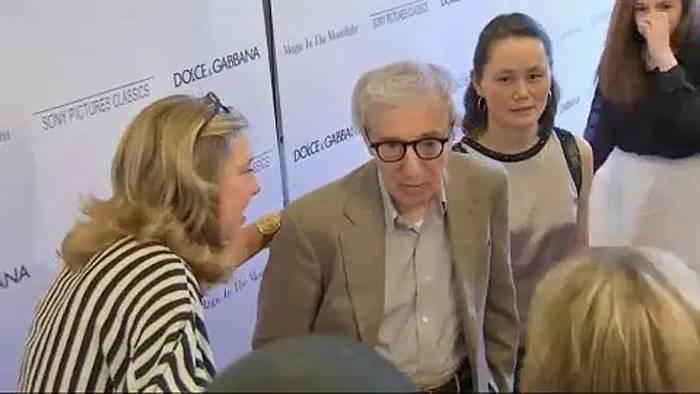 Video: Missbrauchsvorwürfe: Woody-Allen-Buch wird nicht gedruckt