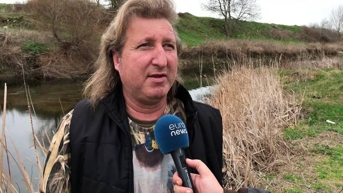 News video: Fischer auf dem Evros: